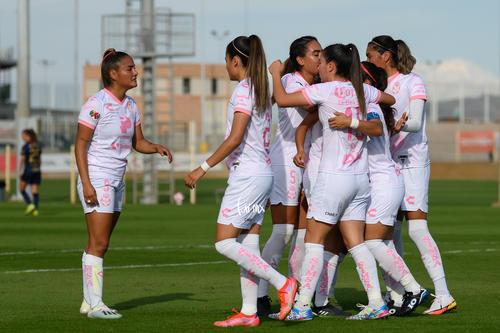 Santos vs Pumas J13 A2021 Liga MX femenil