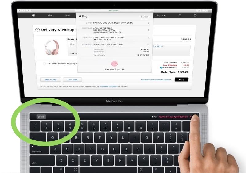 nueva macbook pro