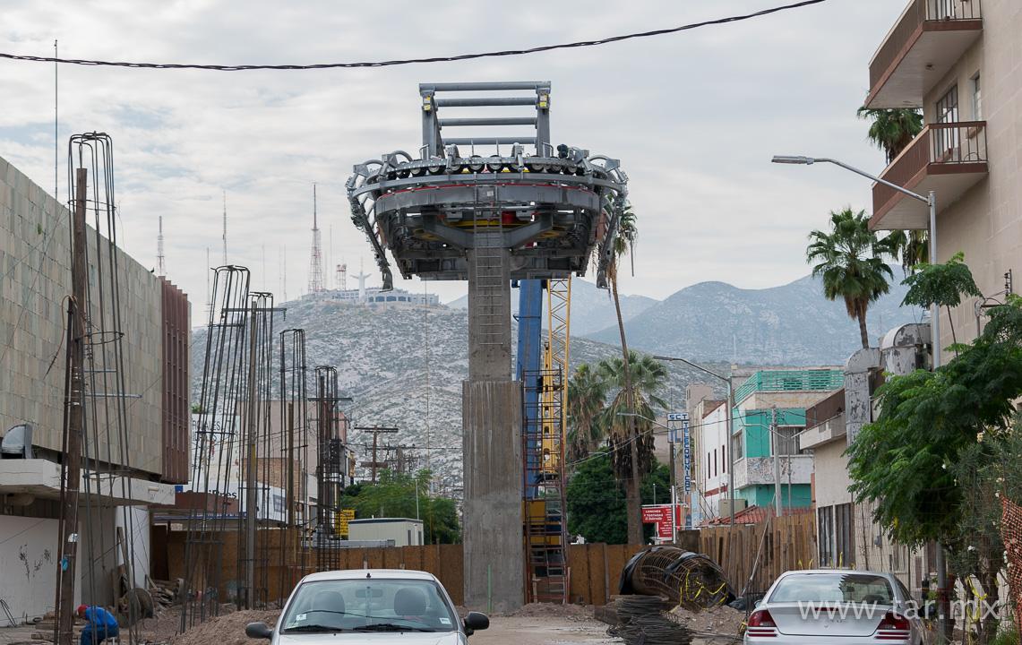 Base alienígena en Torreón