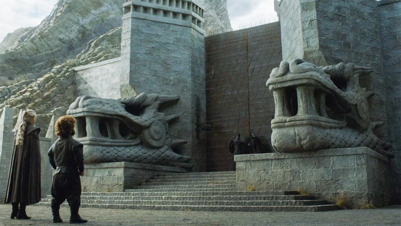 Quetzalcoatl en Game of Thrones