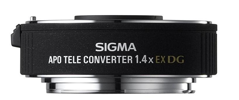 sigma teleconverter 1.4x