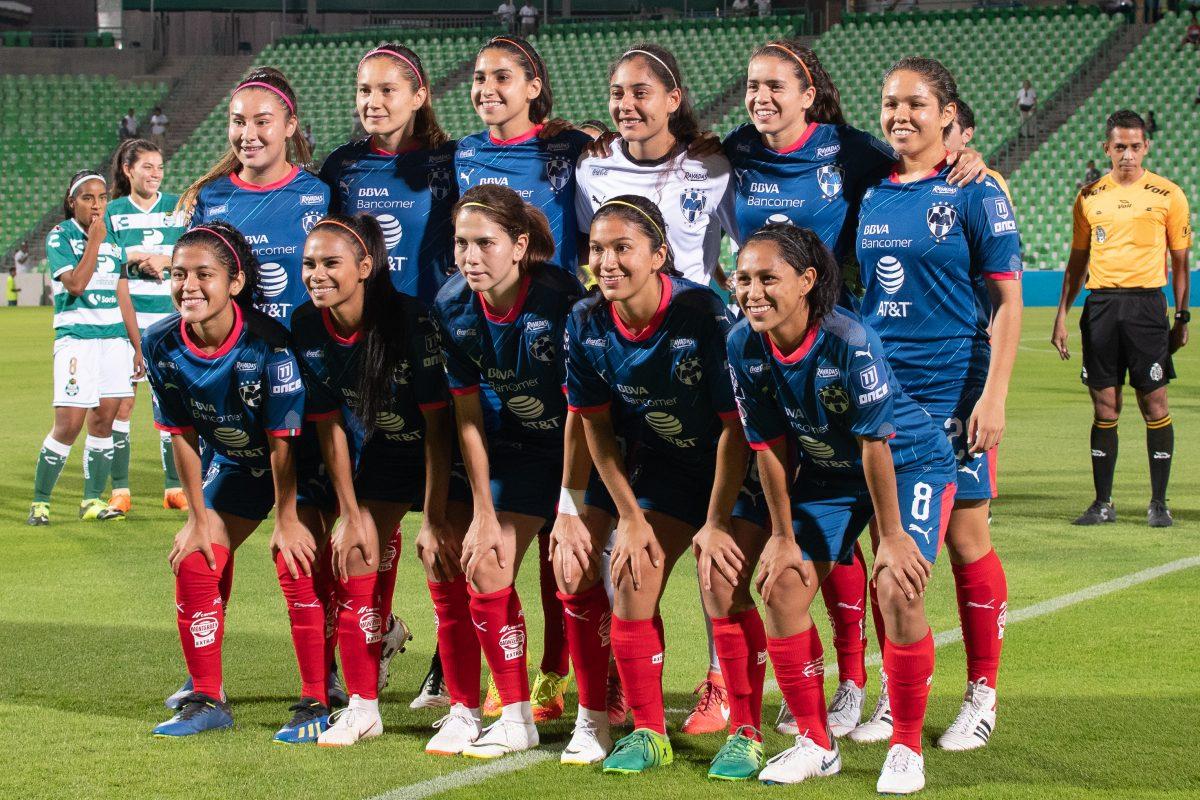 Equipo Monterrey femenil
