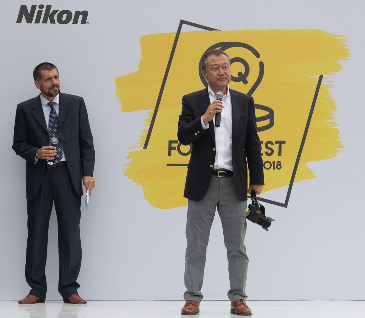 Presidente Nikon México