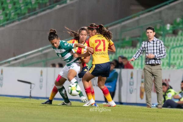 Santos Laguna Morelia, J2 C2019 Liga MX Femenil