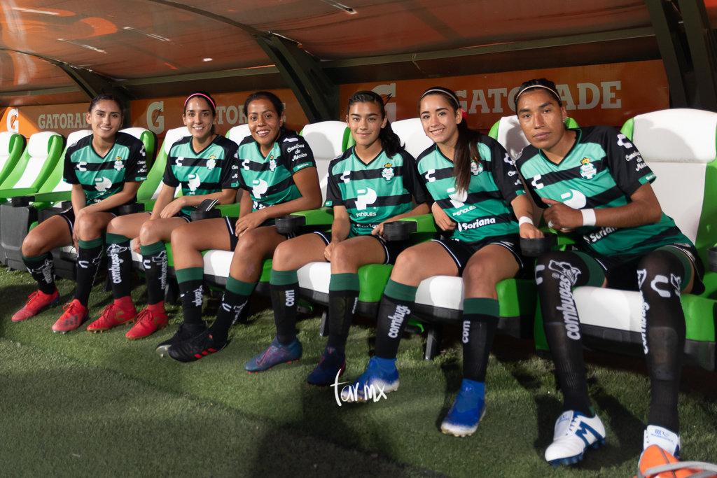 Karla Martínez, Leticia Vázquez, Marianne Martínez, Estela Gómez