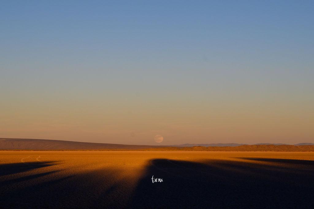 super luna de enero de 2019 vista desde Coahuila