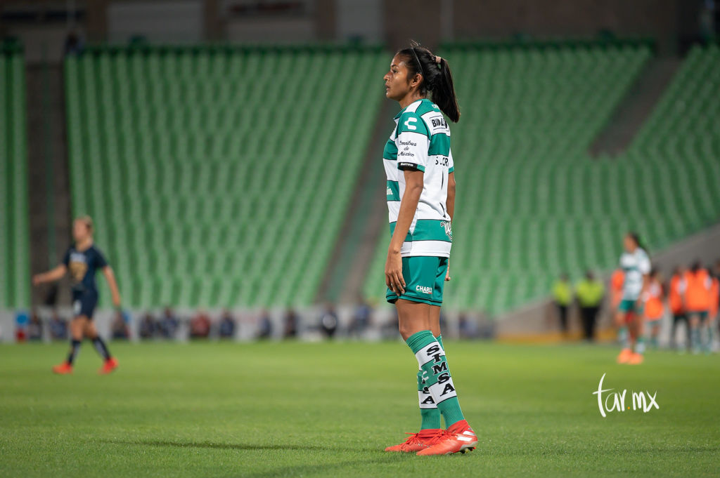 Stephania Osorio, Santos vs Pumas femenil