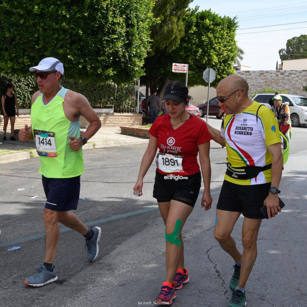 Maratón Lala 2020, Paseo Central de Torreón Jardín