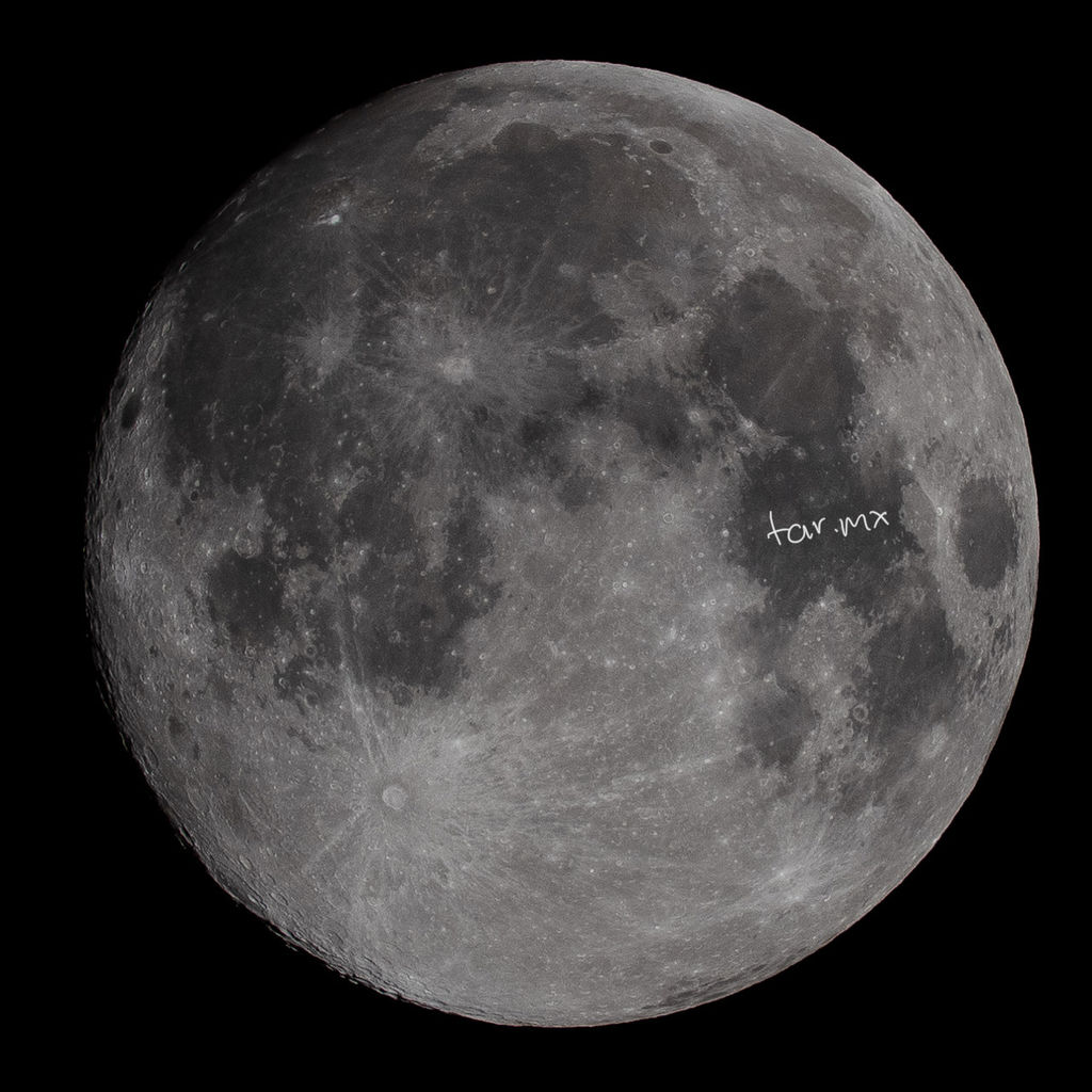 La super luna rosa de abril
